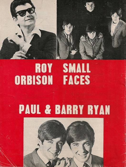1960s Small Faces Tour