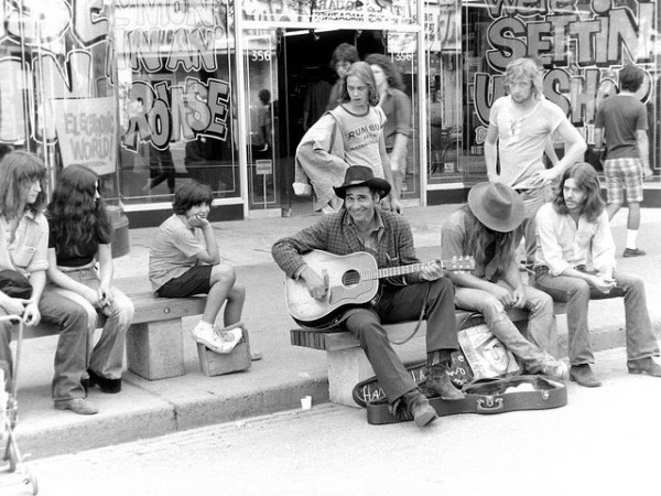 1970s Toronto Canada