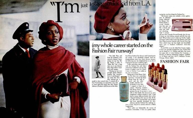 1970s advert cosmetic