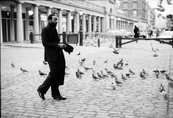 Marvin gaye Covent Garden