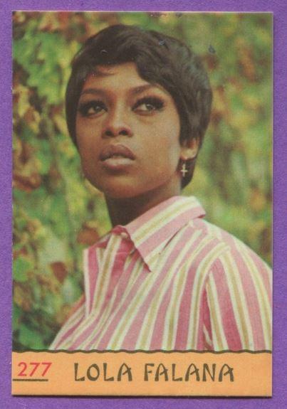 1968 Panini Cards lola falanaJPG