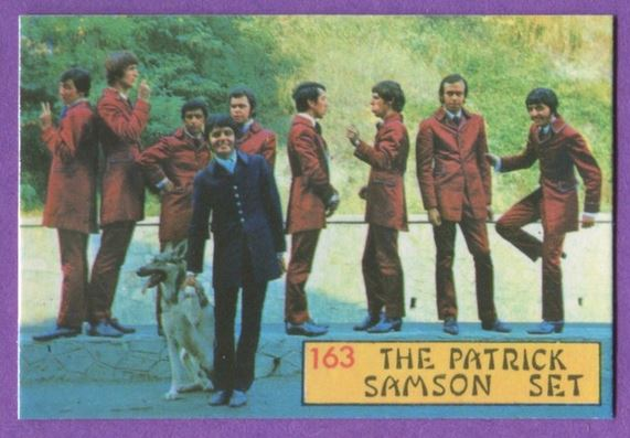 PAtrick Samson Set
