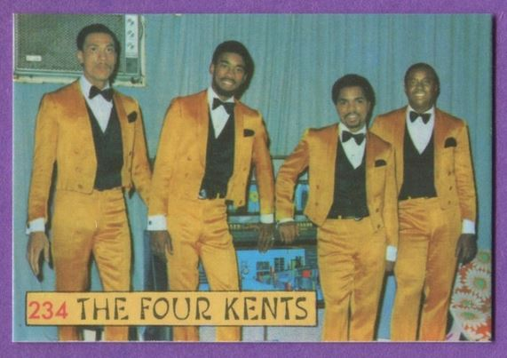 The Four Kents
