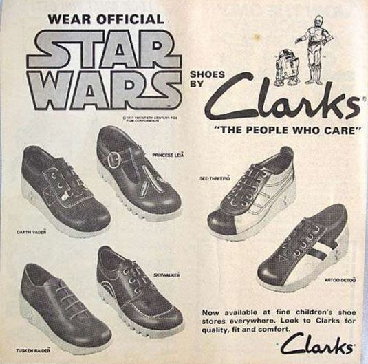 clarks star wars