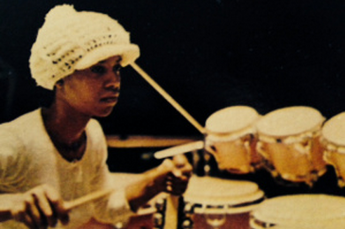 Bobbye Hall The Queen Of Percussion Drumming Voices Of