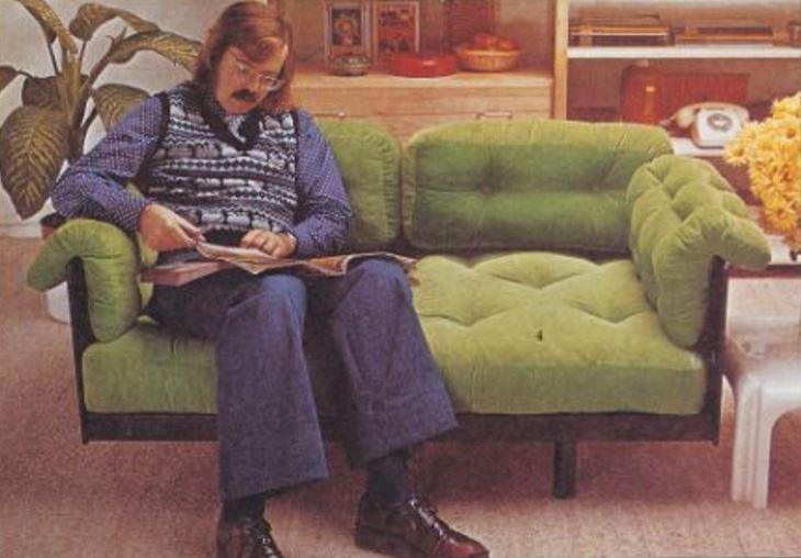 1970s Sofa