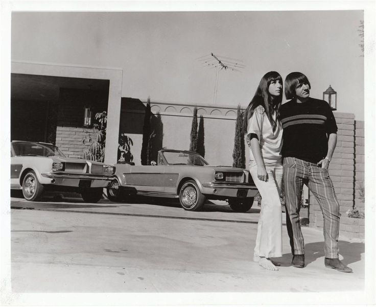 Sonny and Cher Cars