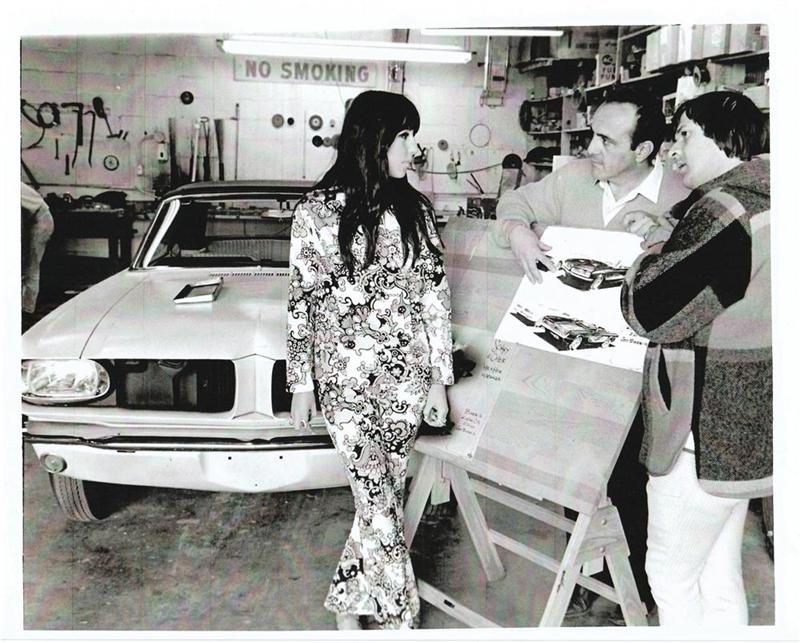 Sonny and Cher Custom Cars