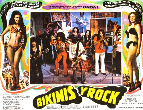 Bikinis and Rock