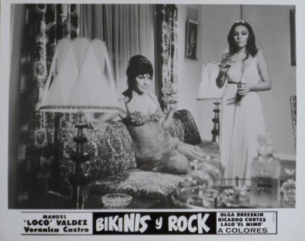 Mexican rock film