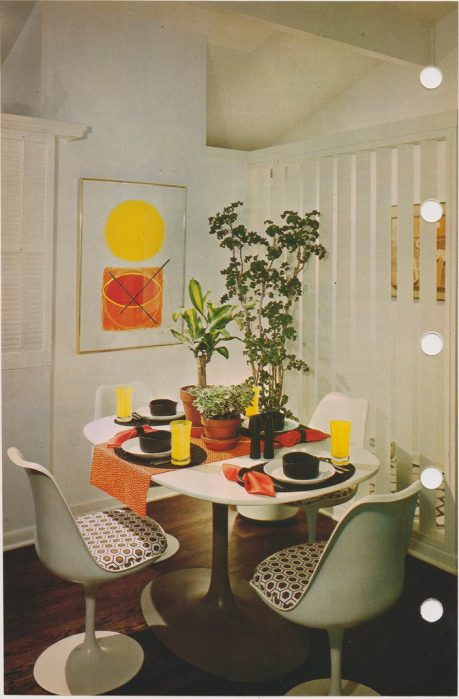 Better Homes and Gardens Decorating Book 1975